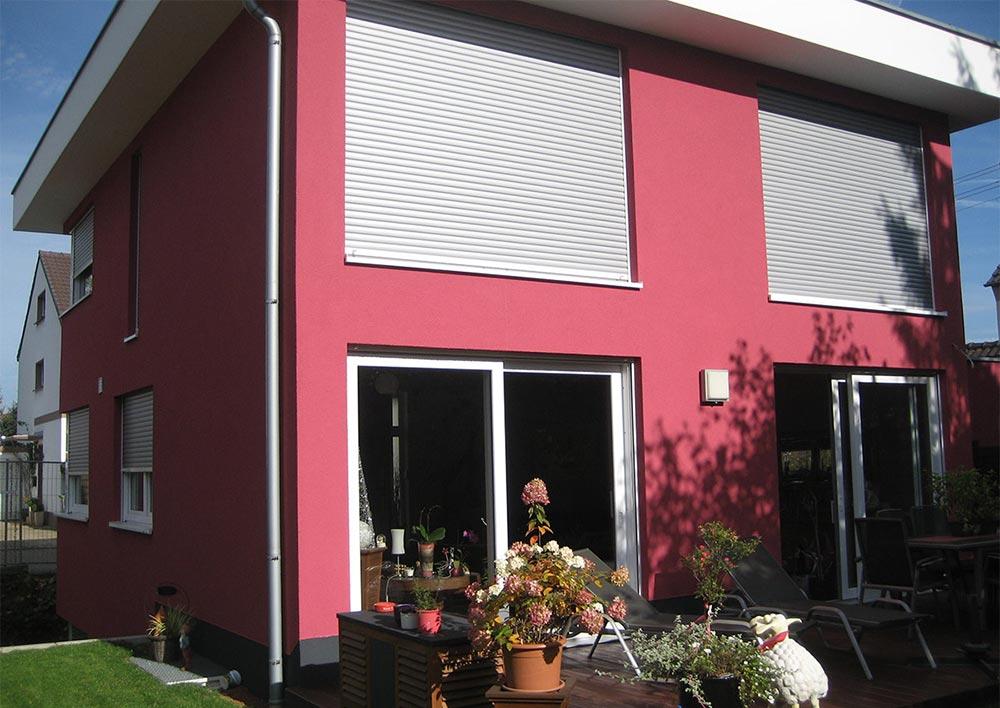 Fassadengestaltung in Troisdorf