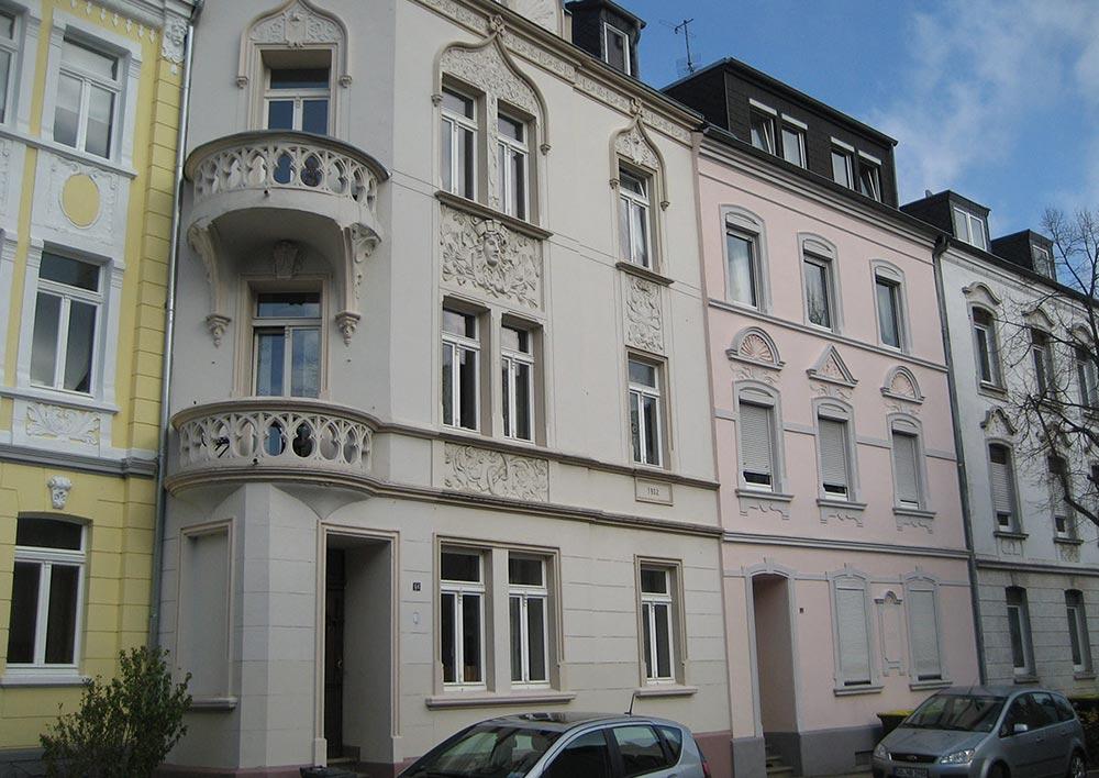 Fassade Referenz