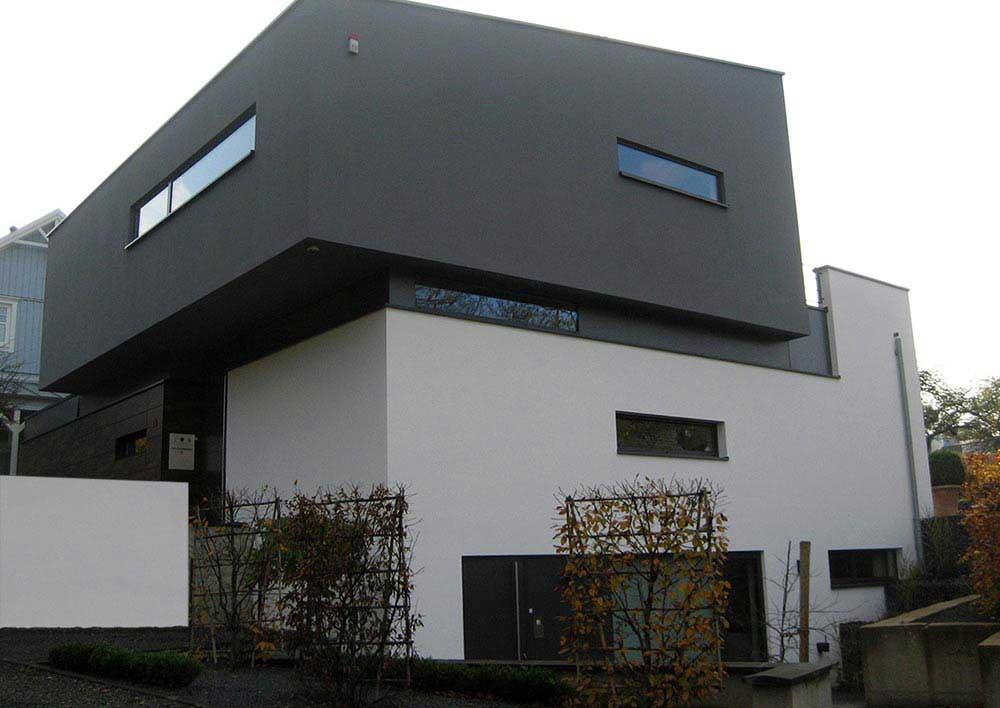 Fassadengestaltung & Fassadensanierung von Maler Fitzner in Troisdorf