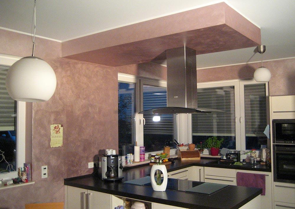 Innenraumgestaltung Küche