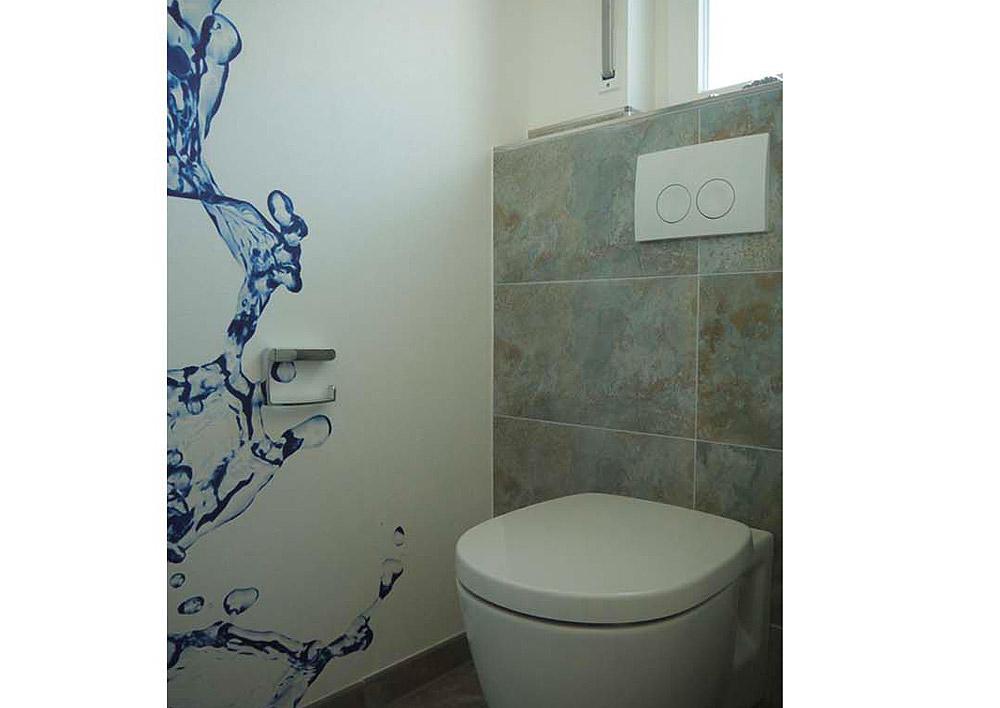 WC Raumgestaltung